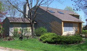 before picture of Lisle Homeowner Testimonial Rhino Shield