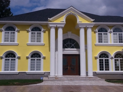 Stucco and Dryvit Exterior Painting