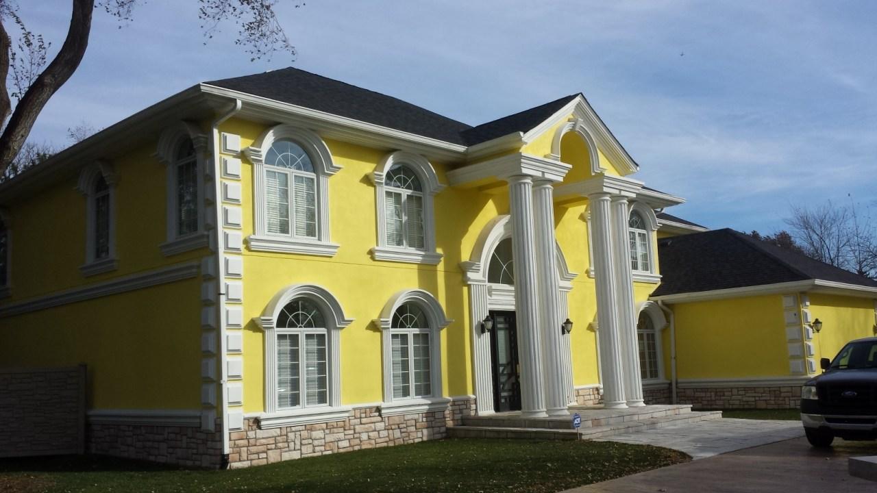 stucco exterior specialist in Barrington IL