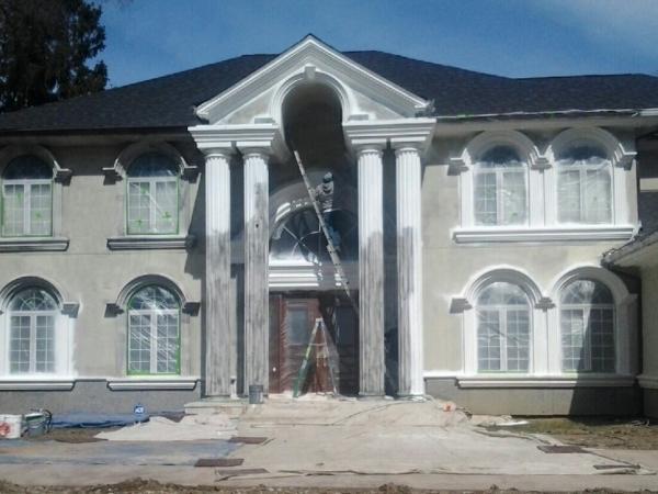 barrington stucco restoration
