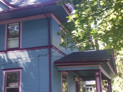 Exterior Paint for Historic Hinsdale Home