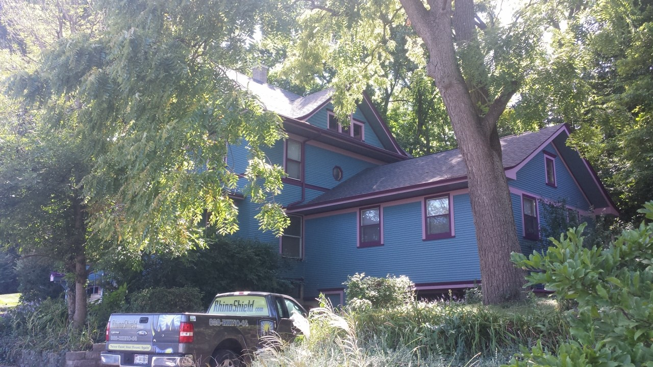 hinsdale exterior painting