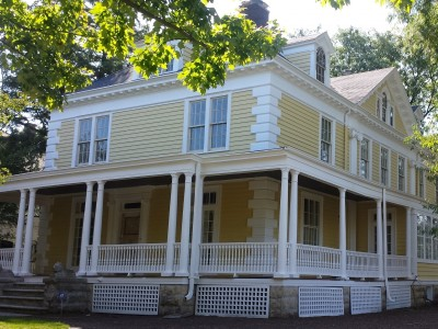 Historic Home Exterior Painting