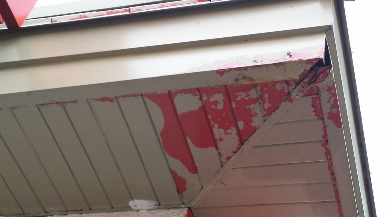 repairing peeling concrete exteriors in chicago