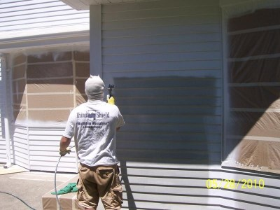 Glen Ellyn Aluminum Siding Exterior Painting