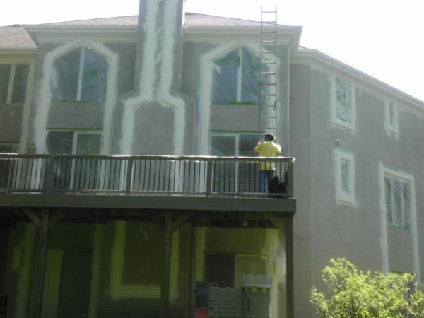 inverness exterior painting