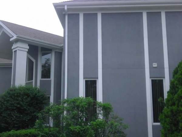 stucco painting in Inverness