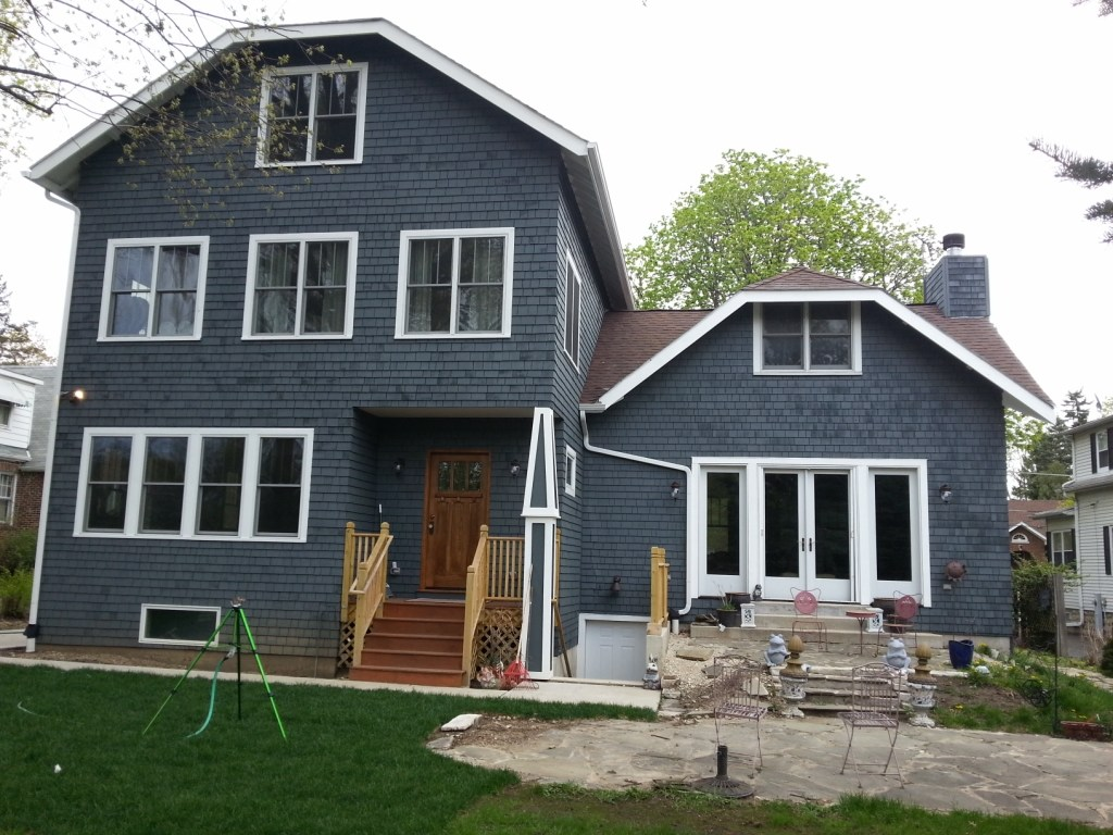 lake forest exterior painting company