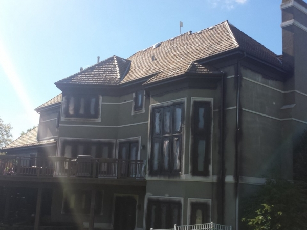 residential stucco painting expert