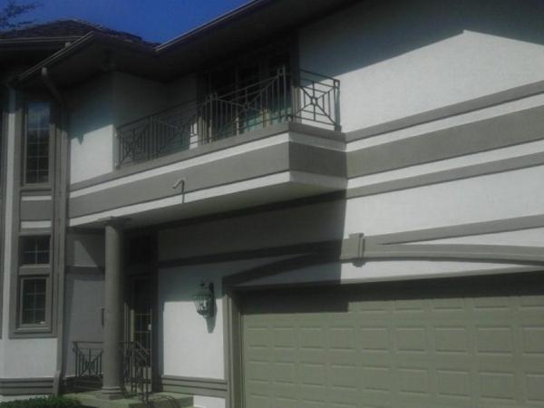 park ridge dryvit exterior renovation