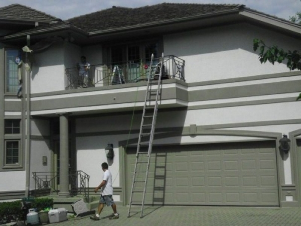 stucco exterior painting contractor